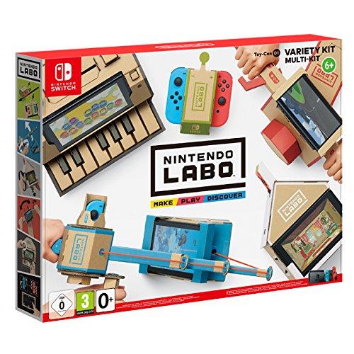 Nintendo Labo - Multi Kit