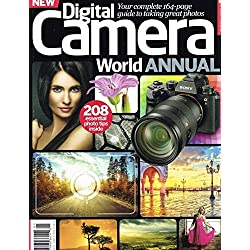 DIGITAL CAMERA WORLD MAGAZINE UK 2017, WORLD ANNUAL