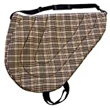 Product review for High Spirit Saddle Carrying Bag for English Saddles, Horsemans Plaid