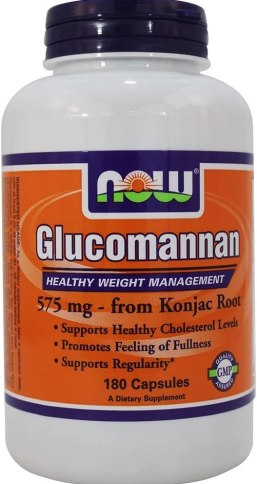 Glucmannan- Best dietary supplement