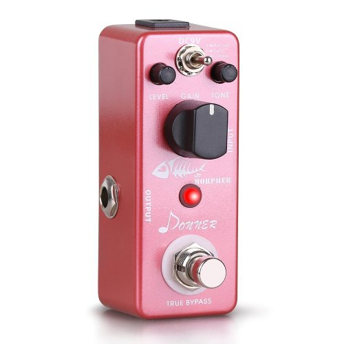 Donner Morpher Distortion Pedal Solo Effect Guitar Pedal