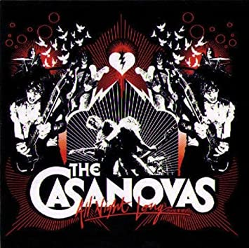 All Night Long by The Casanovas: Amazon.fr: Musique