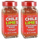 Trader Joe's Chile Lime Seasoning Blend, 2.9 oz (Pack of 2)