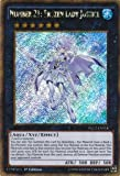 Yu-Gi-Oh! - Number 21: Frozen Lady Justice (PGL2-EN018) - Premium Gold: Return of the Bling - 1st...