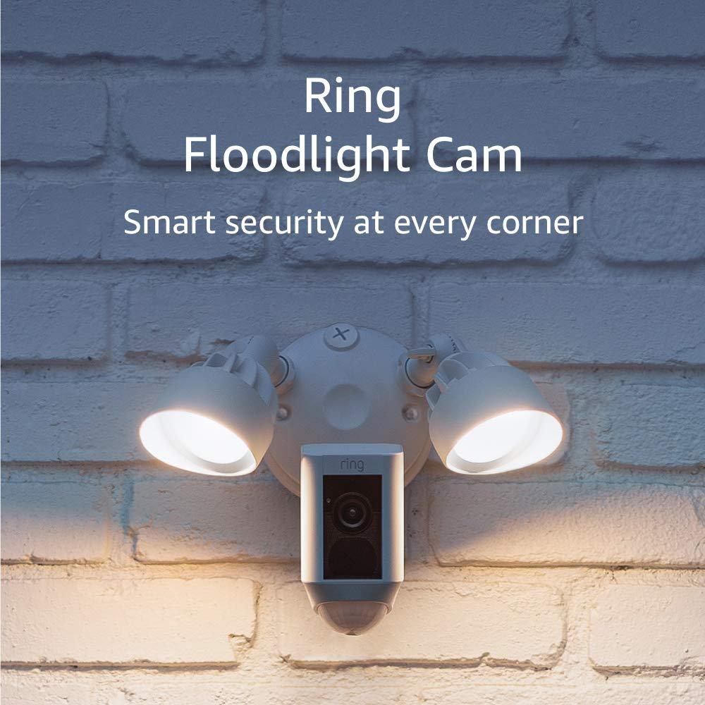 Ring Floodlight Camera Motion