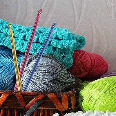 Agujas para crochet