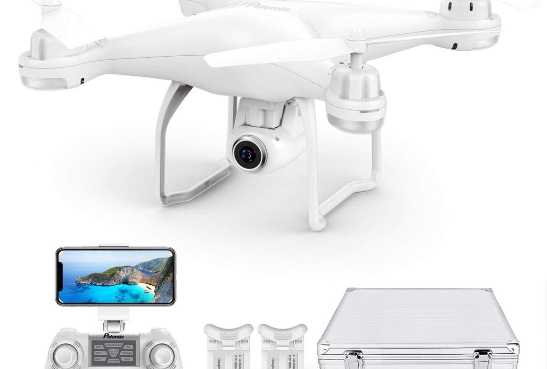 61z0YTen2hL. SL1500  - 10 Best Drones 2019