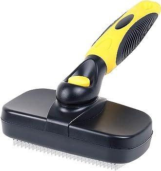 Bon Ve Pet LKGMS-001 Pet Grooming Brush - Best Slicker Brush For Pitbull