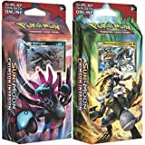 Pokemon TCG: Both Sun & Moon Crimson Invasion Theme Decks - Hydreigon & Kommo-O (New November 2017)
