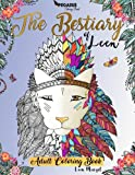 Adult coloring books: The Bestiary of Leen