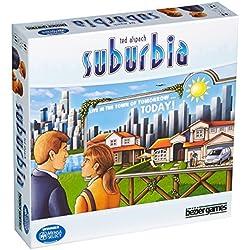 Suburbia Jogo de Tabuleiro PaperGames