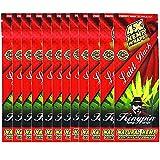 Kingpin Laid Back Hemp Wraps - 12 Packs (48 Total Wraps)