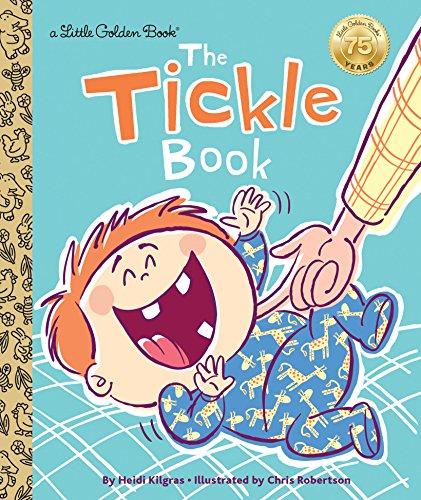 [KnndC.Best!] The Tickle Book (Little Golden Book) by Heidi Kilgras [W.O.R.D]