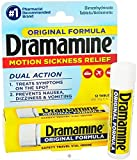 Dramamine Tablets, 50 mg, 12 Count