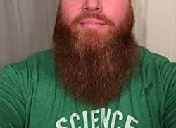Professor Fuzzworthy's Beard SHAMPOO with All Natural Oils From Tasmania Australia - 115gm Customer Image 1