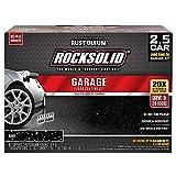 Rust-Oleum 318697 RockSolid Garage Floor Coating Kit, Black
