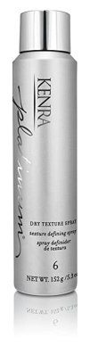 Kenra Platinum Dry Texture Spray #6, 55% VOC, 5.3-Ounce