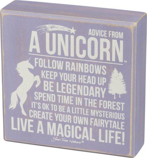 unicorn, gift guide