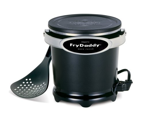 Presto 05420 Fry Daddy Electric Deep Fryer