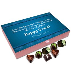 Chocholik Diwali Gift – Smash This Diwali with Million Crackers Chocolate Box – 12pc