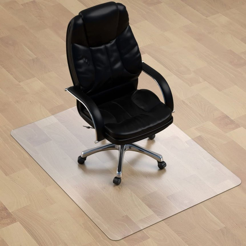 Thickest Chair Mat for Hardwood Floor