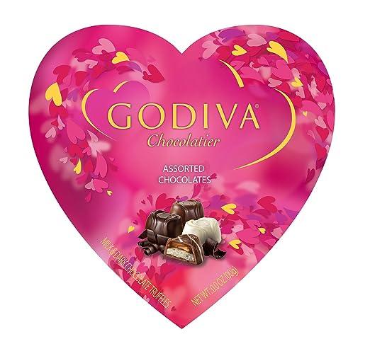 Godiva Chocolatier Belgian Chocolate Box