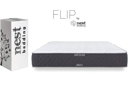 Nest Bedding Flip Mattress