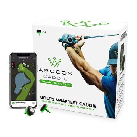 Arcos Caddie Smart Sensors cool gadgets for men