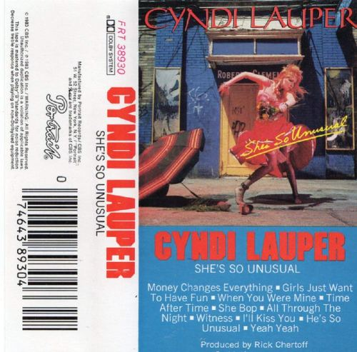 Lauper, Cyndi - She's So Unusual - Amazon.com Music