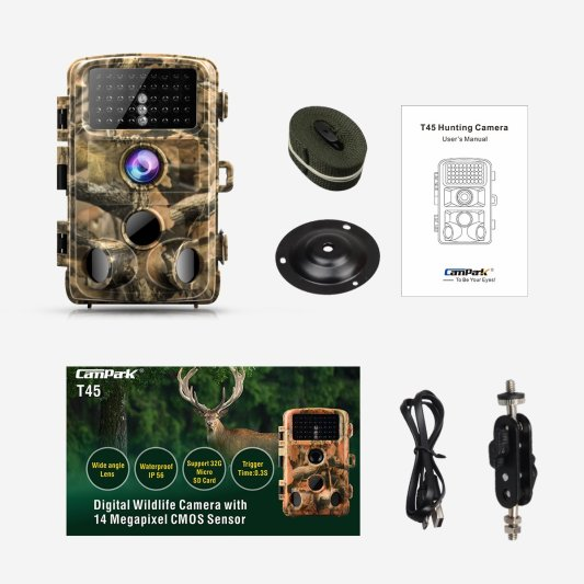 campark trail game camera review