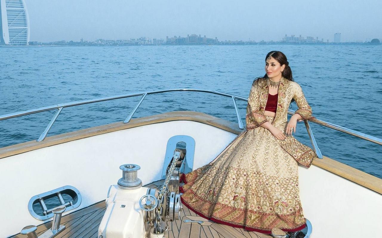 kareena kapoor khan bridal poster