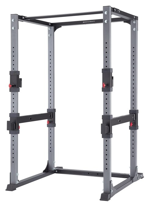BodyCraft F430 Power Rack Engineered to Last