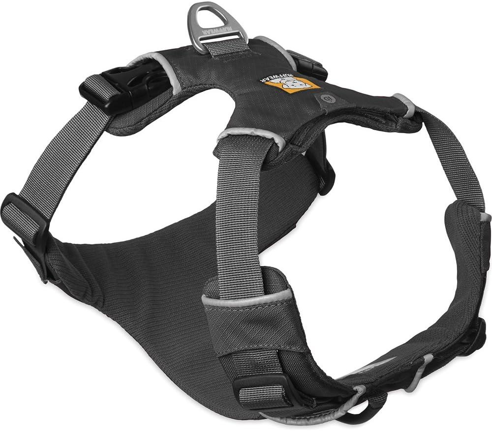 RUFFWEAR - Front Range Harness, Color Twilight Gray, Talla XXS