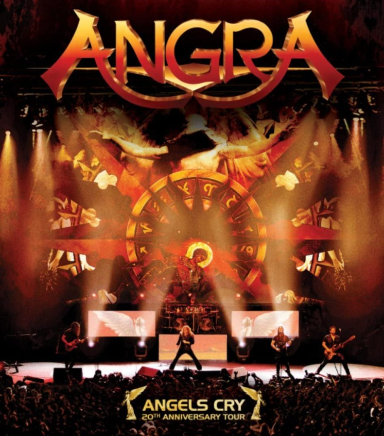 Angels Cry 20th Live 25th Anniversary Tour Import: Amazon.fr ...