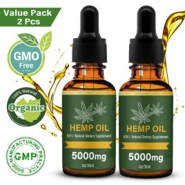 Hemp Oil Extract for Pain