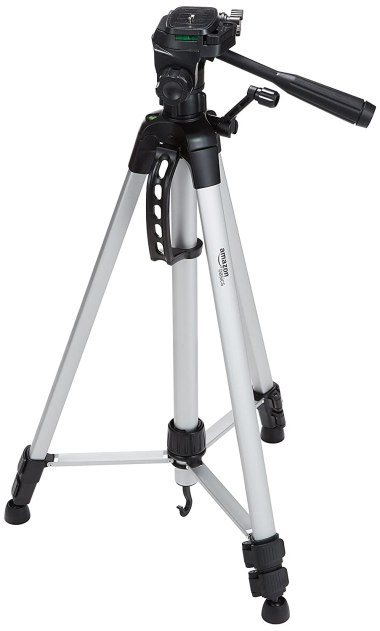 Amazon Basics Tripod gadget review sites