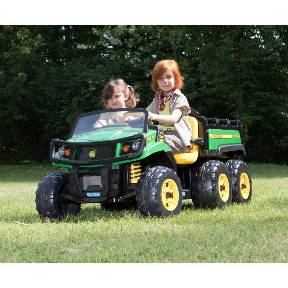 Peg Perego John Deere Gator XUV 6x4 Ride On