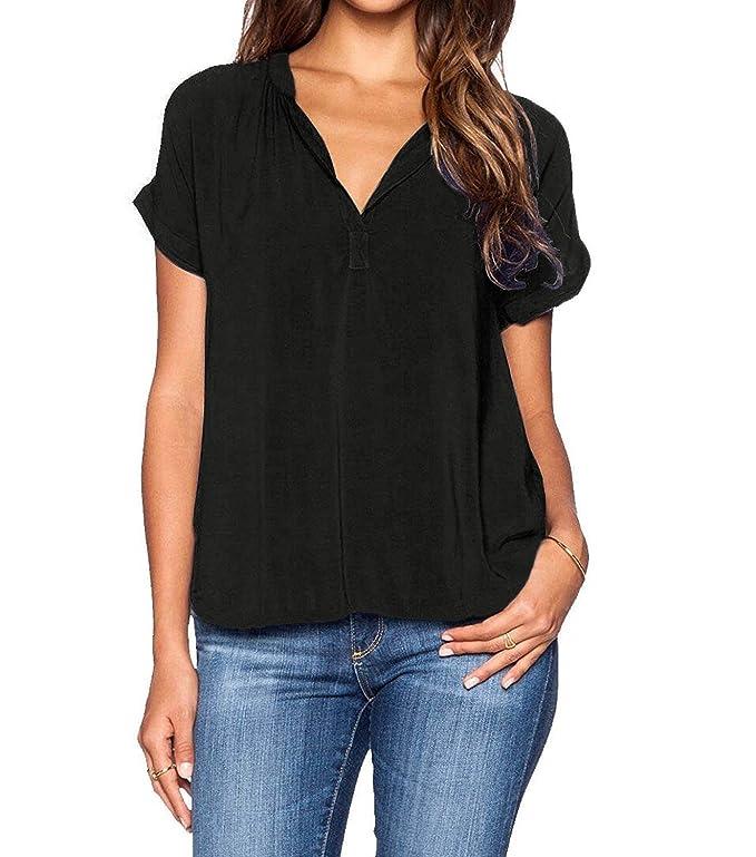 blusa negra para mujer economica y barata , teinda online de color negro