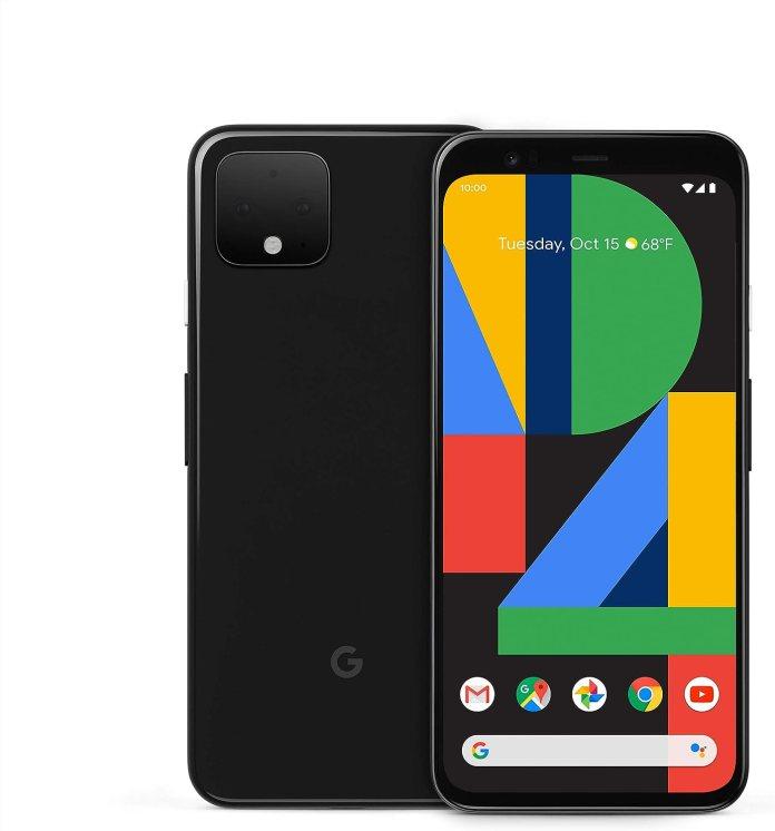 Amazon Com Google Pixel 4 Just Black 64gb Unlocked