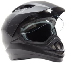 Dual Sports Helmet - Off Road Motocross Helmet