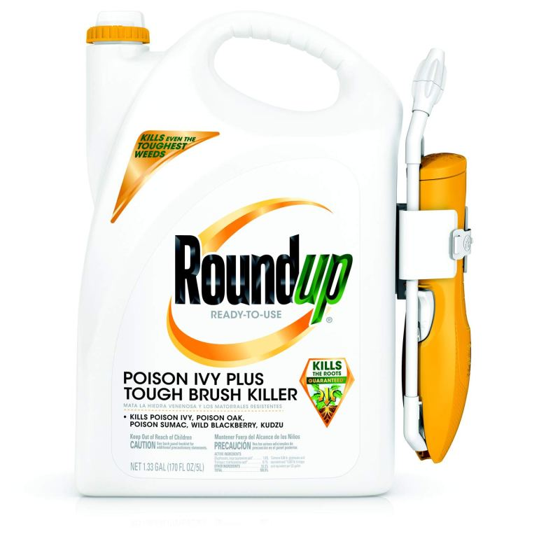Roundup Poison Ivy Plus Tough Brush Killer