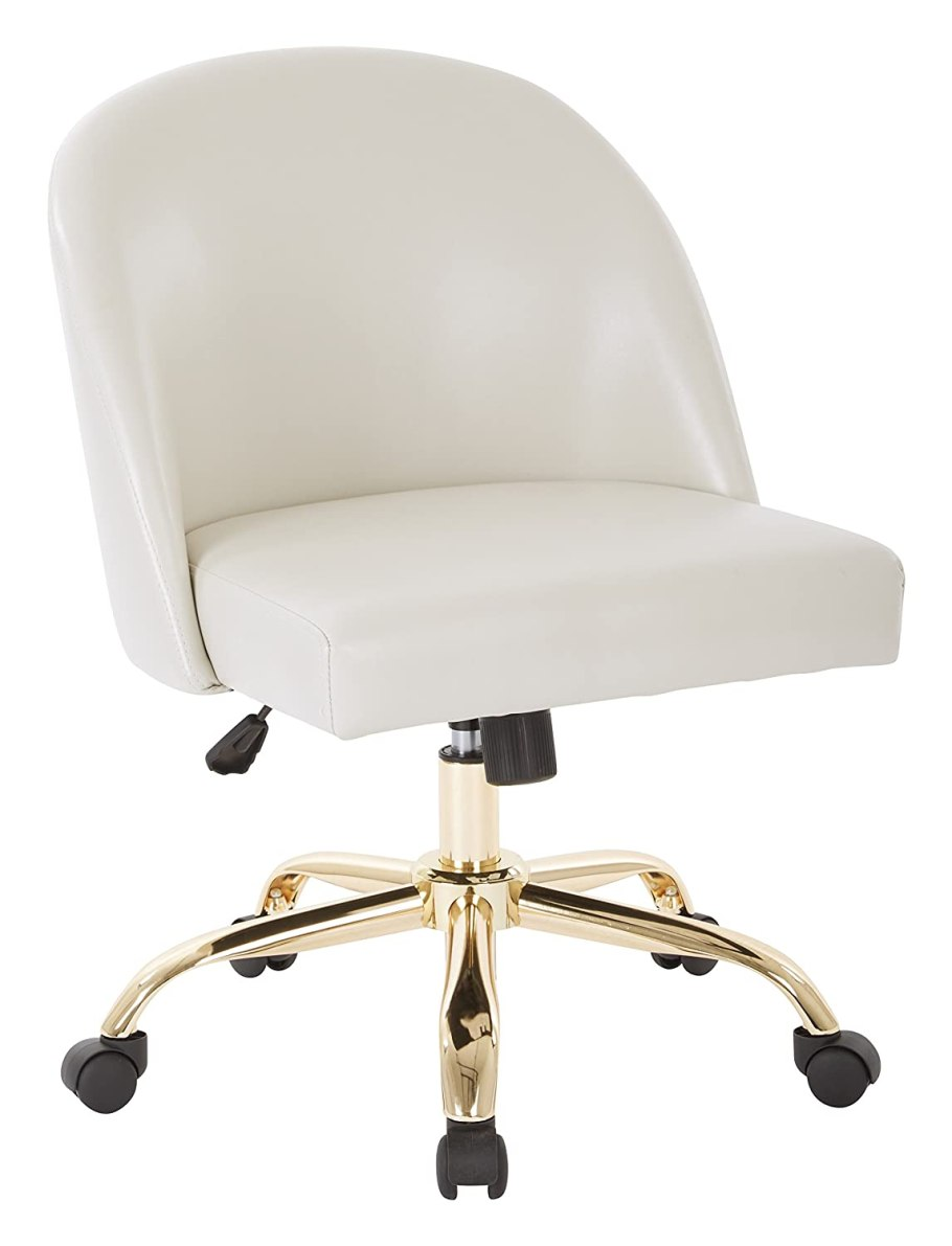 sweet idea amazon swivel chair. White Layton Office Chair 20 Cheap Comfy Desk Ideas For Beautiful Home Offices or
