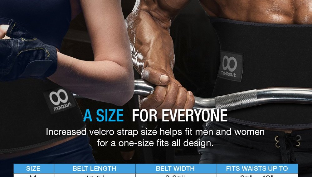 Ab Belt for Men and Women