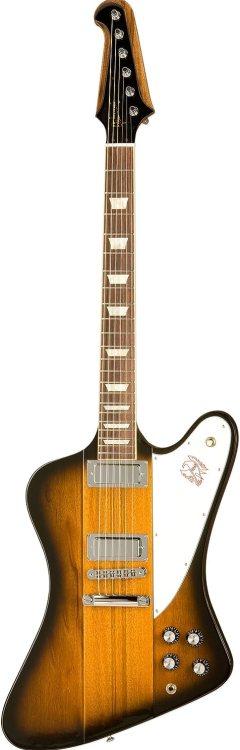 Gibson Firebird V Electric Guitar, Vintage Sunburst