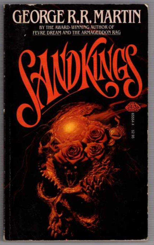 SANDKINGS: Martin, George R. R.: 9780671655549: Amazon.com: Books