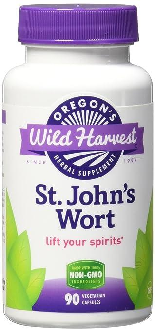Oregon's Wild Harvest St. John's Wort