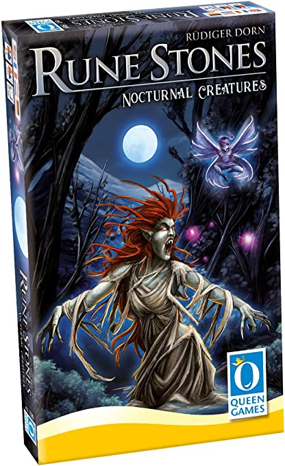 Amazon.com: Rune Stones: Nocturnal Creatures: Toys & Games
