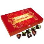 Chocholik Diwali Gift Box – Its Diwali Celebration Time Chocolate Box – 12pc