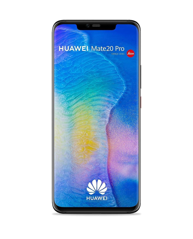 Amazon Com Huawei Mate 20 Pro Gsm Only No Cdma Unlocked 6gb Ram 128gb Storage Single Sim Lya L09 International Version No Warranty Black Cell