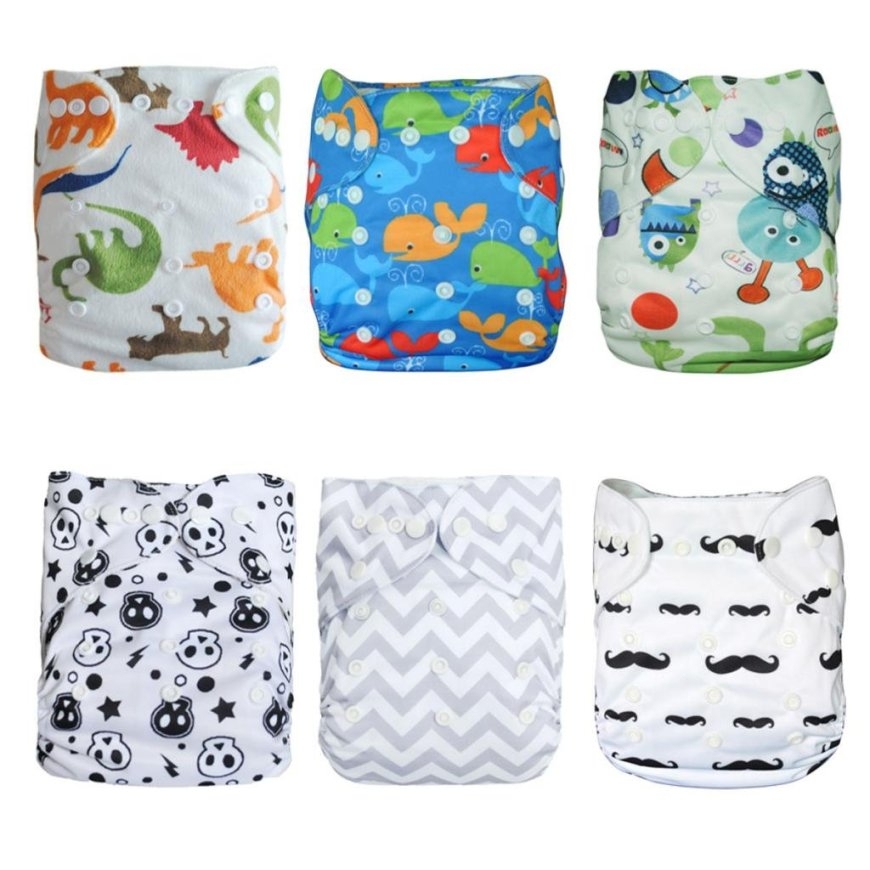 Where to buy cloth diaper | Best Reusable Diaper Set
